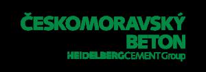 Logo českomoravský beton